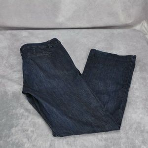 J.Crew Womens City Fit Stretch Flare Jeans